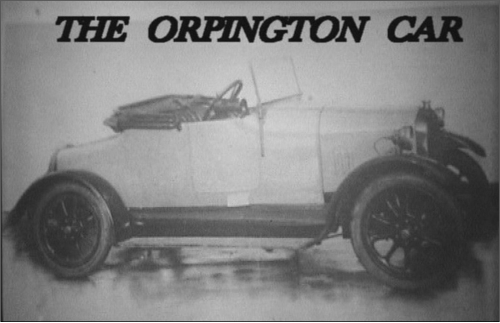 How To Buff A Car >> Welcome to the Orpington History Website - Images ...
